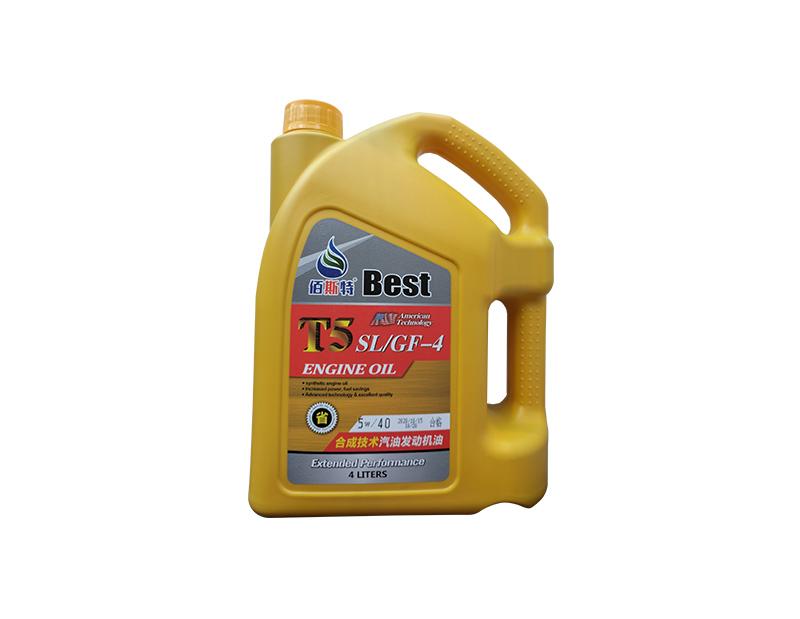 合成技术汽油发动机油5W-40